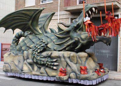 Dragón Ana Botella