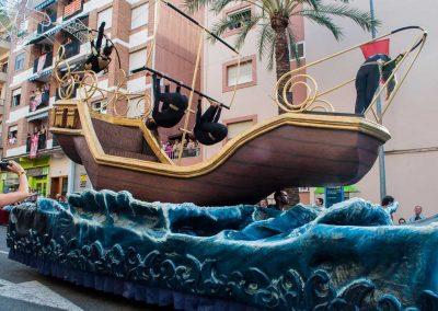 Barco Acróbata