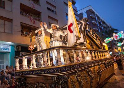 Barco Marineros 2016
