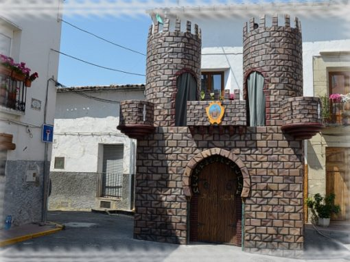 Castillo Benilloba